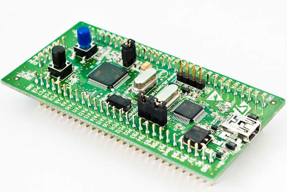 Programming the STM32F1 Discovery | Microcontroller Tutorials