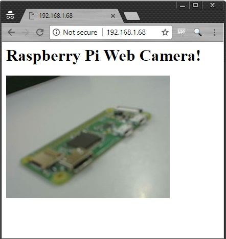 How to Use a Web Cam with Raspberry Pi | Microcontroller