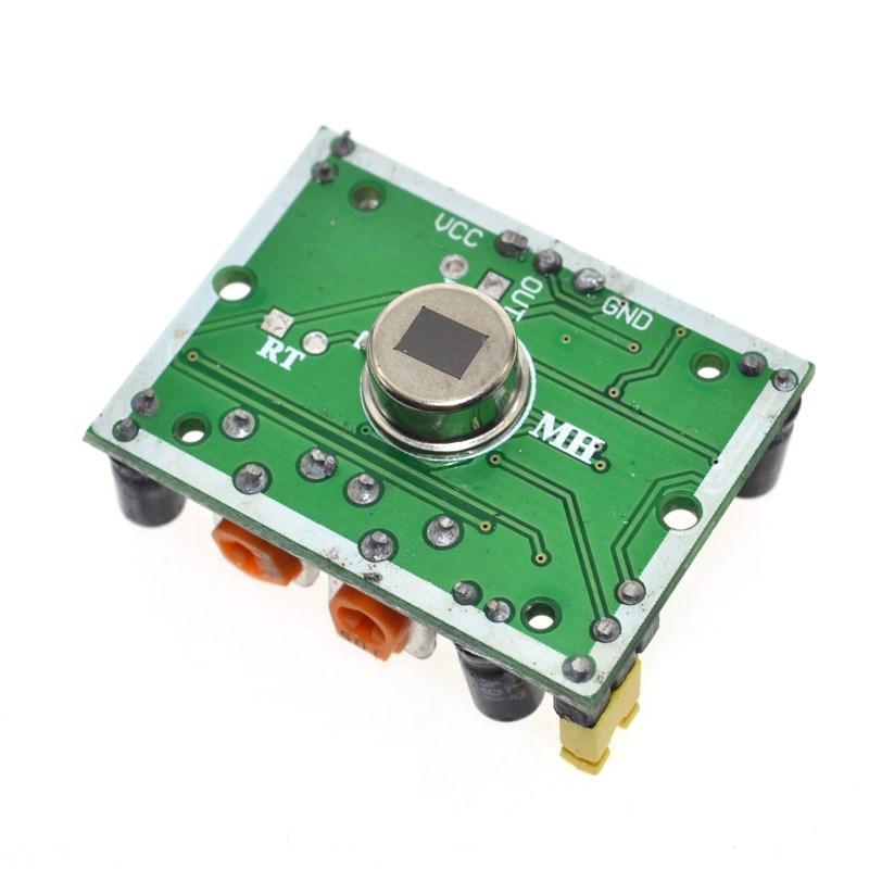 HC-SR501 PIR motion sensor without lens