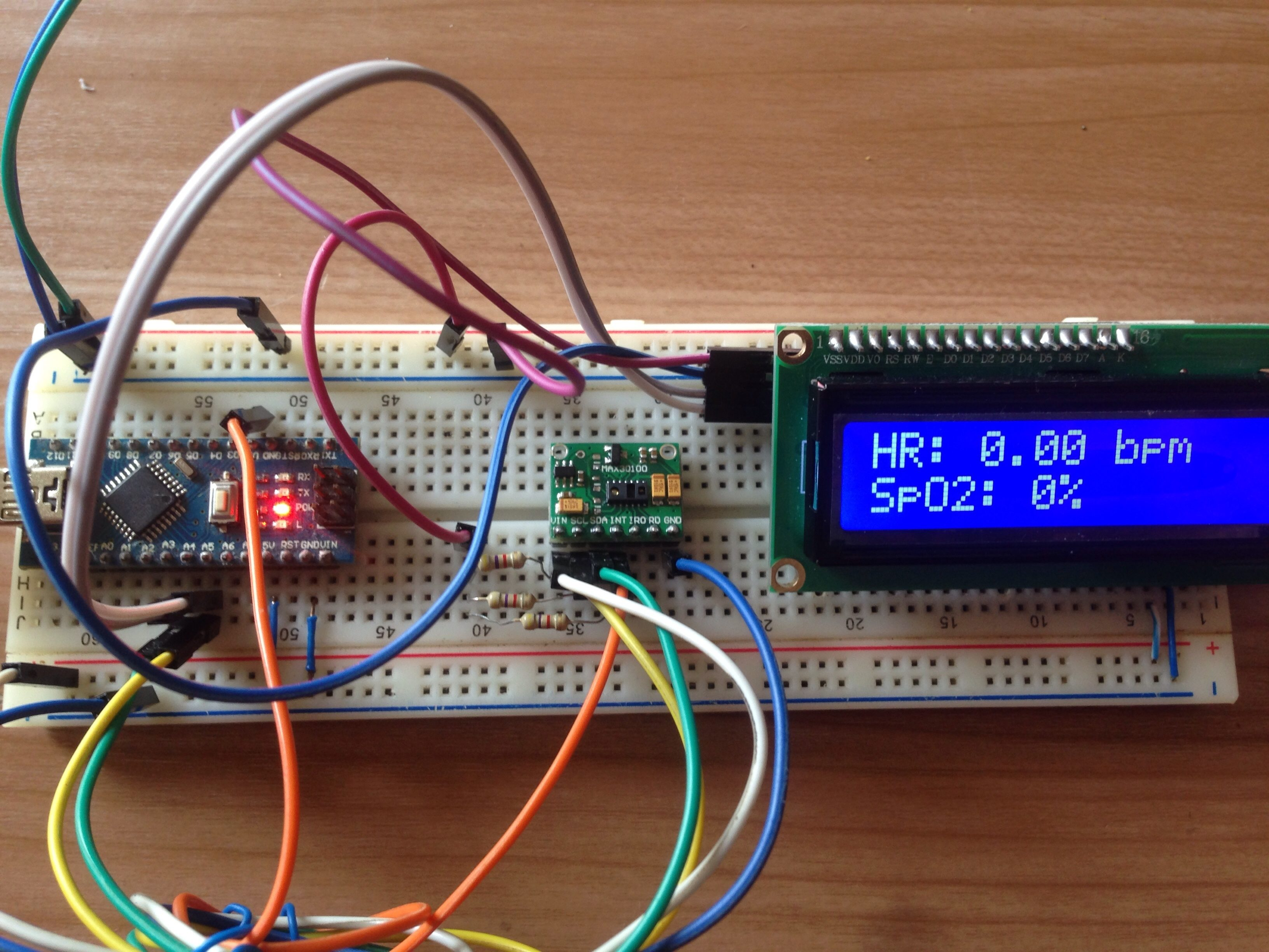 How to Use the MAX30100 as Arduino Heart Rate Sensor