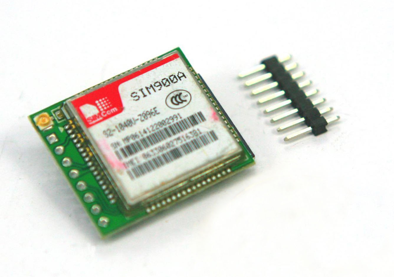 Using the SIM900A GSM Module with the Arduino | Microcontroller
