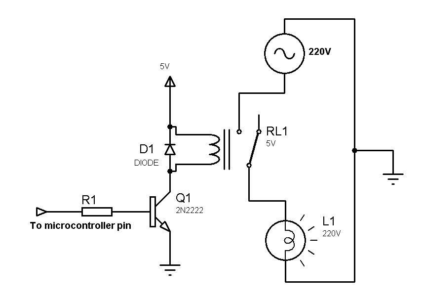 Arduino Relay Module Tutorial | Microcontroller Tutorials on