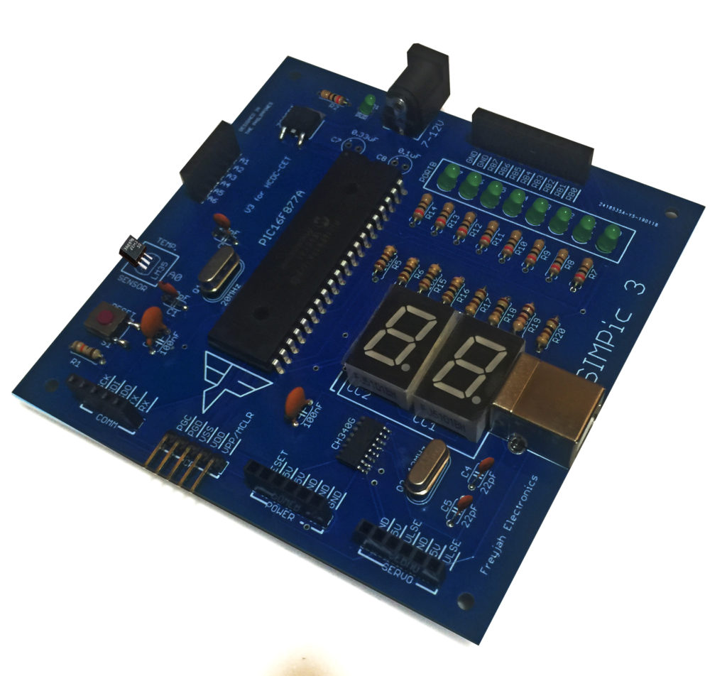 Capture and Compare with PIC16F877A | Microcontroller Tutorials