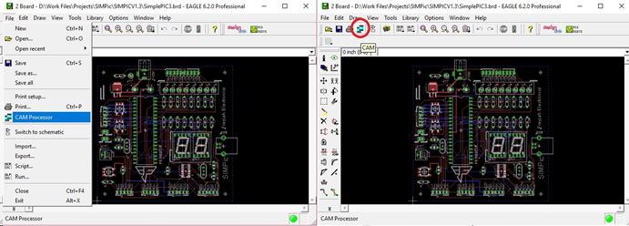 Uploading Gerber Files for PCB Production | Microcontroller
