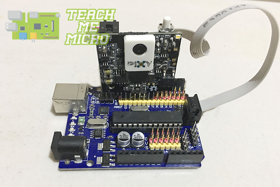 Detect Objects with Camera and Arduino | Microcontroller