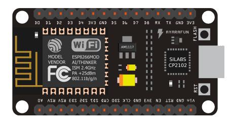 NodeMCU ESP8266 tutorials